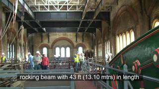 The Biggest Operating Rotative Beam Steam Engine At Crossness
