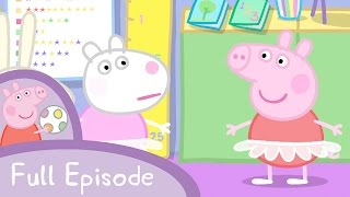 Peppa Pig - Ballet Lesson (full episode)