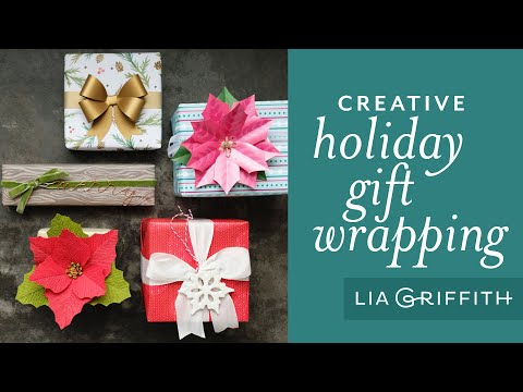 Gift Wrapping Tips & Tricks