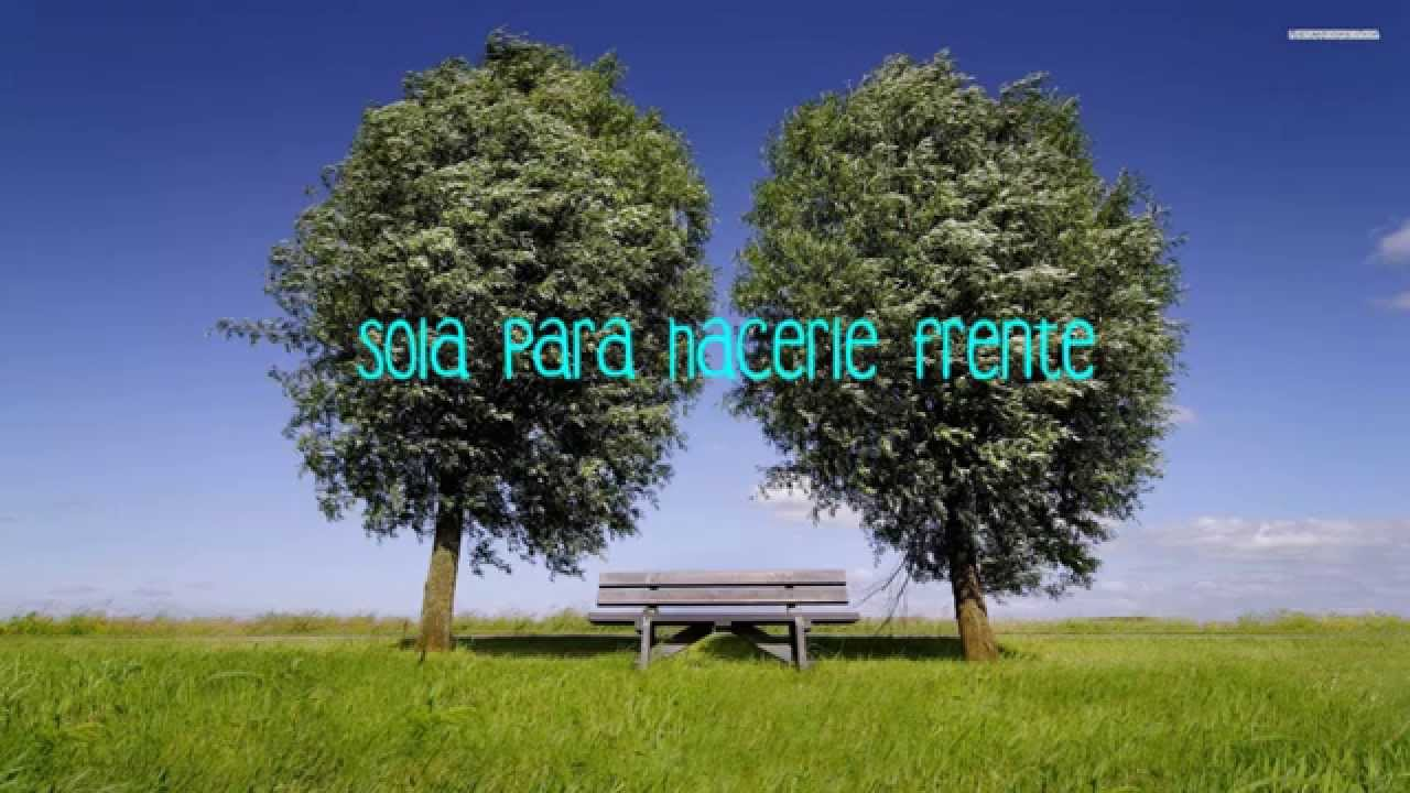 between the trees the way she feels traducido espa ol