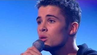 The X Factor 2009 - Joe McElderry - Live Show 2 (itv.com/xfactor)