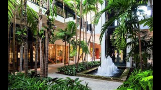 Bal Harbour Shops in Miami Florida 4K Video