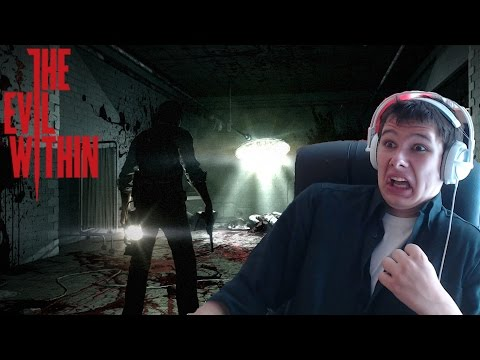 Прохождение The Evil Within [HD PC] - Часть 1 (Экстренный вызов)