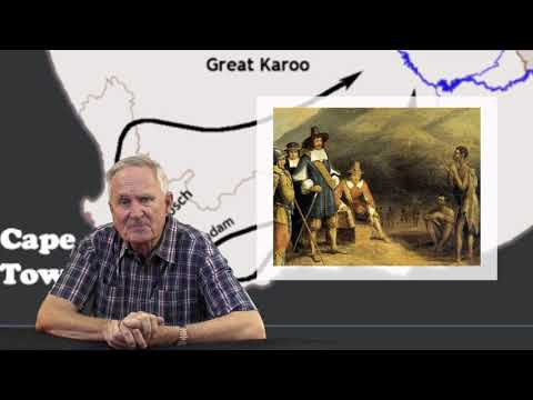 Video 1/8 - The South African Land Issue - The Cape Colony - Werner Weber For TLU SA.
