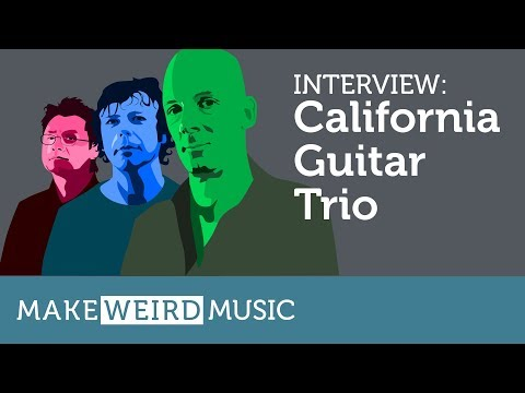 Interview: California Guitar Trio