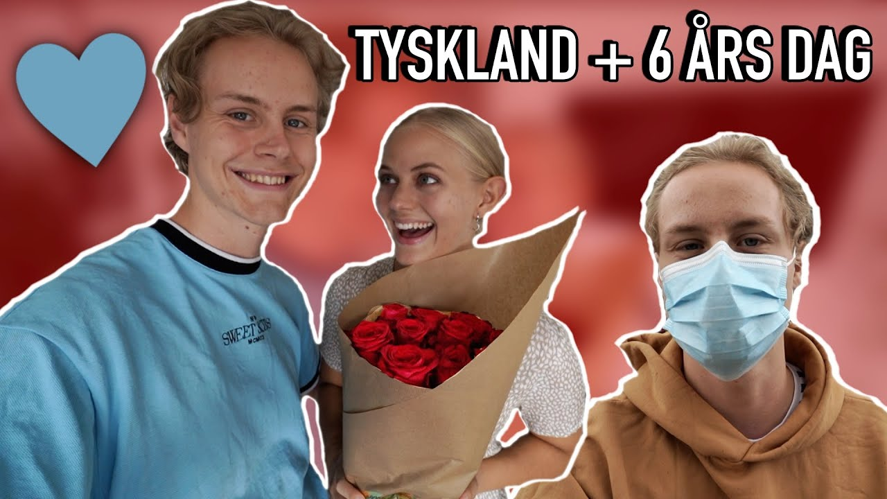 FEJRER 6 ÅR MED ISABEL + TUR TIL TYSKLAND