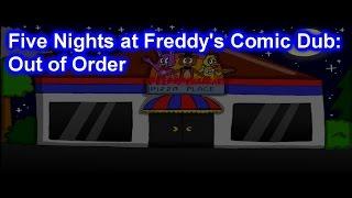 Comic Dub Five Nights at Freddy