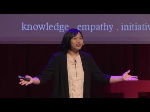 The pragmatism of Passion | Kuik Shiao-Yin | TEDxITE