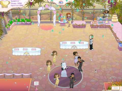 Frisky Hands-On: Playfirst's Wedding Dash 4-Ever Gameplay