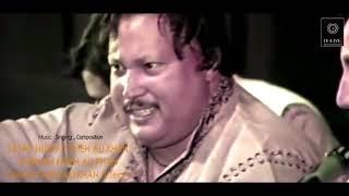 Dil Ka Sauda Hua Chandni Raat Mein Live at Coventry 17th July 1985   Ustad Nusrat Fateh Ali Khan