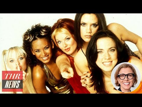 Crystal Rosas - A Spice Girls Animated Movie is in the Talks