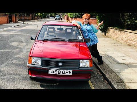IDRIVEACLASSIC reviews: 80s Vauxhall Nova (Opel Corsa A)