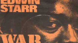 Edwin Starr - Stop The War (Rare Single)