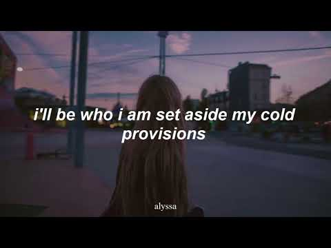 i want to feel alive - the lighthouse and the whaler // lyrics