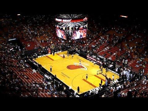 Jogo De Basketball - American Airlines Arena - Miami 2013