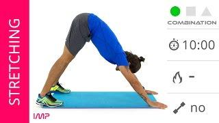 Stretching: Esercizi Di Allungamento Muscolare Per Tutto Il Corpo