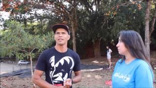Slackline em Patos de Minas