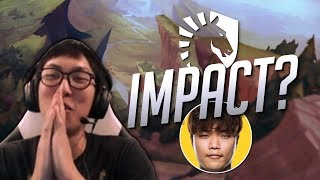 Doublelift - League with IMPACT