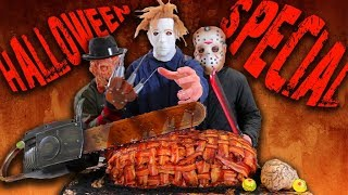 Download Texas Chainsaw Massacre Meat Loaf - Epic Meal Time Mp3 and Videos
