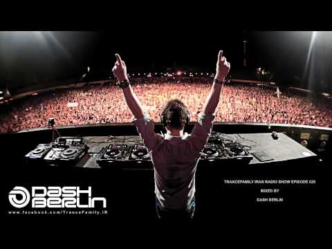 TranceFamily Iran Radio Show Episode 025 (Mixed by Dash Berlin)