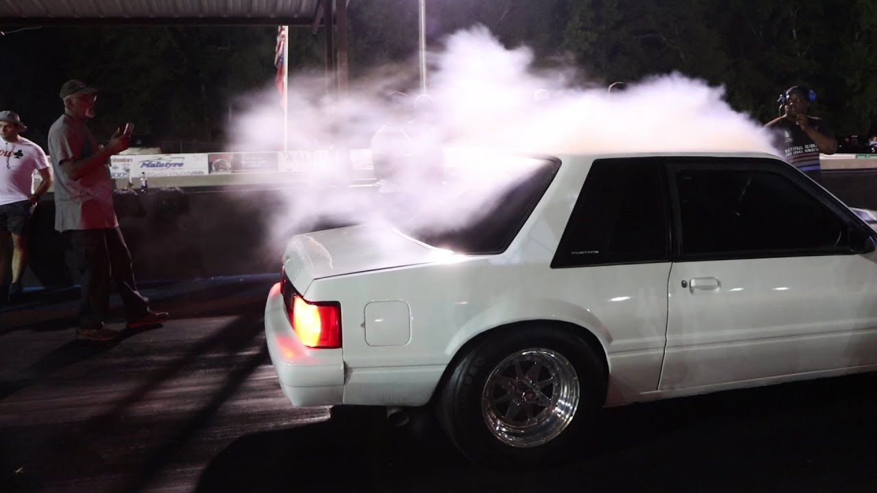 MR SHUT UP AND RACE IS BACK WITH THAT FAST NITROUS TAILPIPE MUSTANG