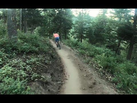 Learning Curve - Bogus Basin Mountain Bike Flow Trail - Boise Idaho