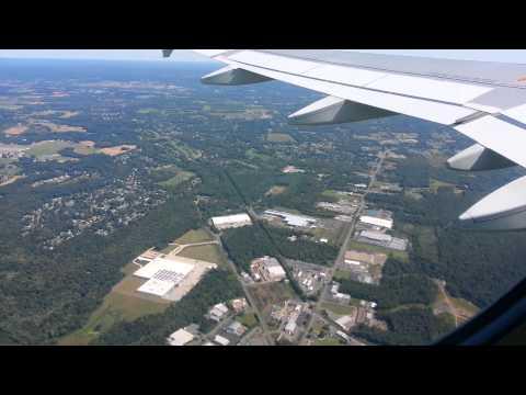JetBlue take off from Bradley international, bdl