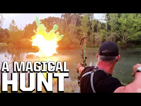 A Magical Hunt - The Caffeinated Life