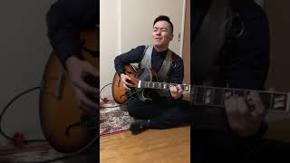 Baby don't cry by 2pac/acoustic guitar cover/Wako-shi, Japan