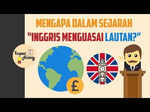 Inggris, Sang Penguasa Lautan? - Mengapa Dalam Sejarah