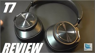 REVIEW: Bluedio T7 Turbine Wireless Bluetooth Headphones!