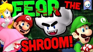 The Most HORRIFYING Mario Power-ups! | Gnoggin