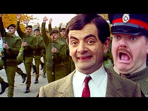 Army BEAN | Mr Bean Full Episodes | Mr Bean Official