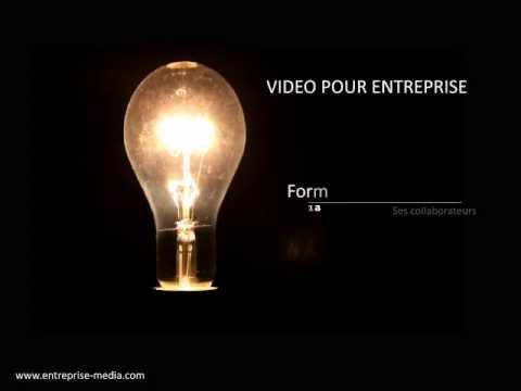 entreprise media -  conception de vidéos pour entreprise - webmarketing vidéo