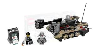 LEGO Ultra Agents Summer 2014 - Official Images