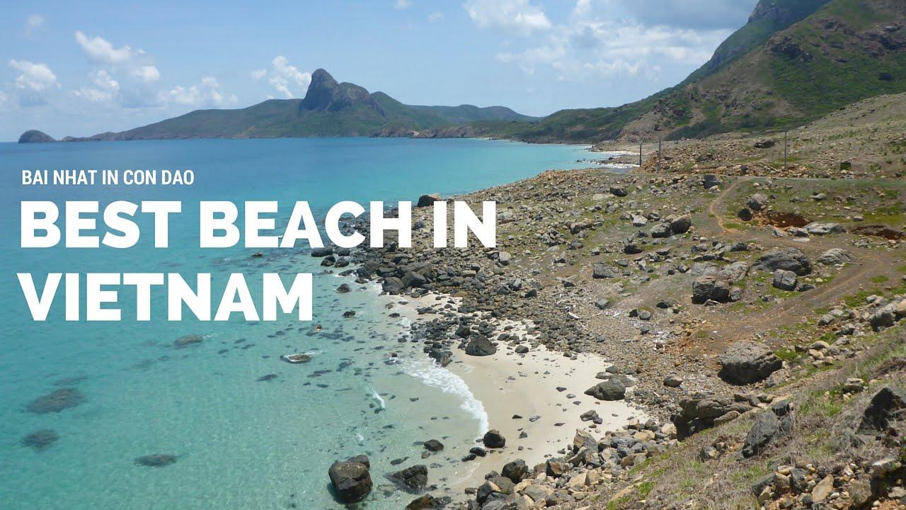 Best Beach In Vietnam Is Found On Con Dao Islands