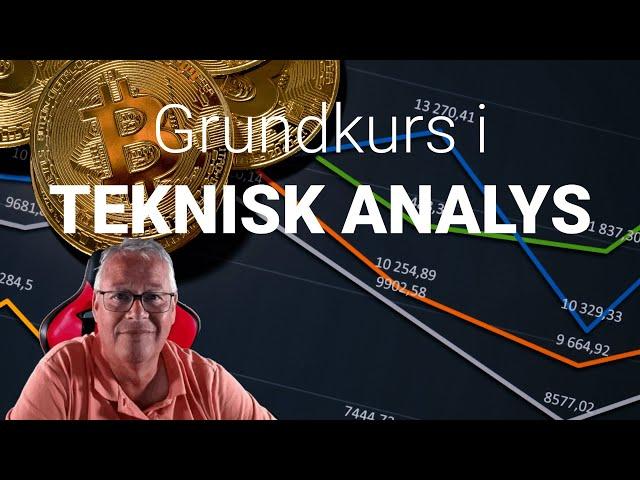 Samlad grundkurs i teknisk analys! Fibonacci, VIX-index, Candlesticks - Från årets Trading Direkt