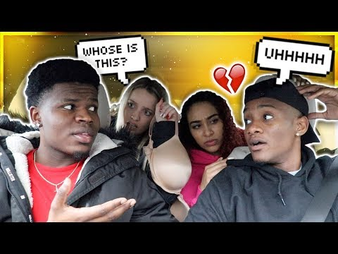 OUR GIRLFRIENDS CAUGHT US... *I THINK IT'S OVER*  FT. RISS & QUAN