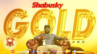 Shabusky - Gold - October 2019