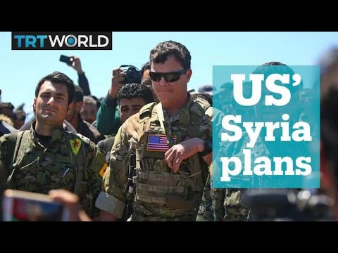 What does the US want to do in Syria?