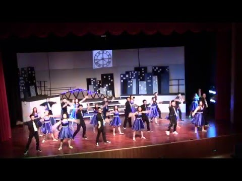 ICS Show Choir: TIME | We're All In This Together