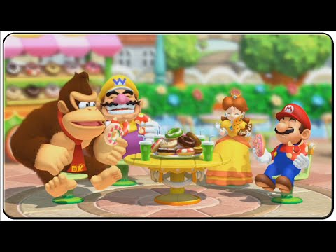 Mario Party 10 All Minigames
