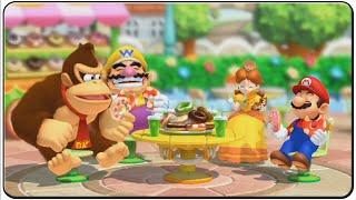 Mario Party 10 All Minigames