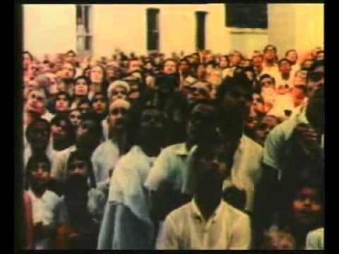 Sri Aurobindo Ashram Video - The Mother--- - Glimpses Of He