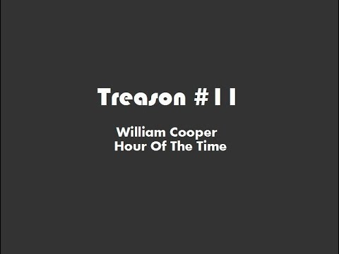 Treason 11 (US Bankruptcy/Admiralty Law) ►William Cooper ►16 Feb 1994 (b)