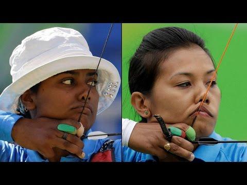 Deepika Kumari, Bombayla Devi enter pre-quarters at Rio Olympics 2016 | वनइंडिया हिन्दी