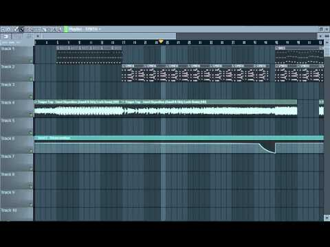 Temper Trap - Sweet Disposition (Axwell & Dirty South Remix) ( COVER )