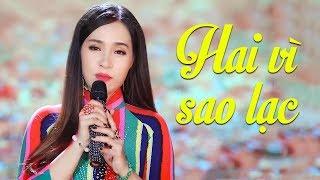 Hai Vì Sao Lạc - Đào Anh Thư Bolero | Official MV