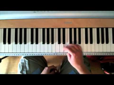 Blues piano tutorial, part one  structure of 12 bar blues