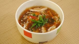 Chicken And Noodle Soup | Sanjeev Kapoor Khazana